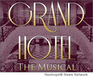 NEW YORK CITY, N.Y. /New York Netwire/ -- Blue Hill Troupe, Ltd. (www.bht.org), the only musical theater group in New York City to donate its net proceeds to charity, launches its 89th season with 'Grand Hotel.' Inspired by Vicki Baum's period novel of the same name, this multiple Tony Award-winning musical features music and lyrics by Robert Wright and George Forrest, with additional lyrics and music by Maury Yeston, and a book by Luther Davis.