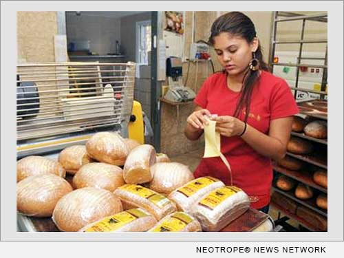 Neve Hanna bakery