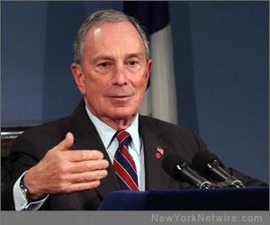 NY Mayor Michael R. Bloomberg