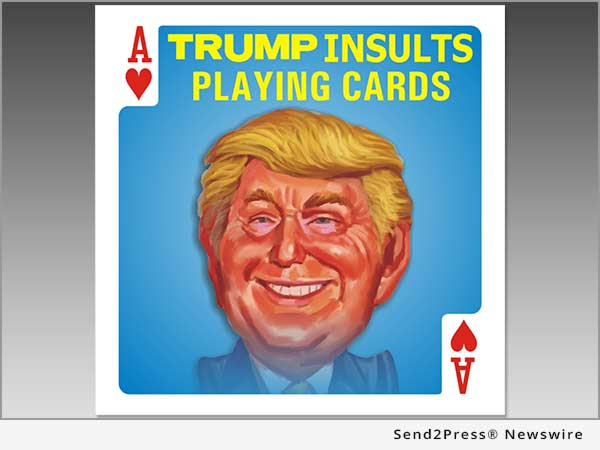 Donald Trump Insults Playing Cards