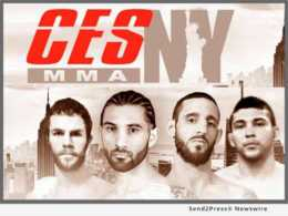 CES MMA continues New York Takeover