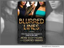 Blurred Lines - Book