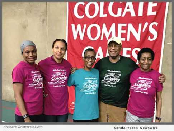 2019 45th Anniversary Colgate Women's Games