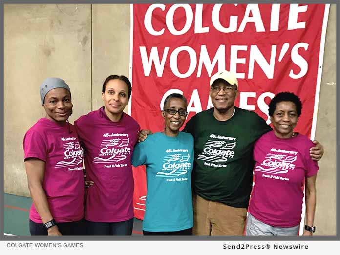 2019 45th Anniversary Colgate Women's Games