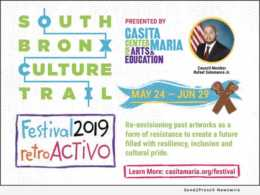 South Bronx Culture Trail Festival 2019: retroACTIVO