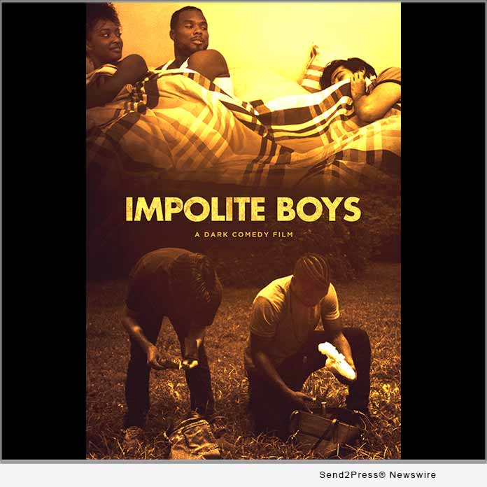Impolite Boys - Movie Poster