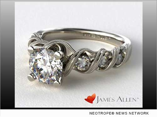 NEW YORK CITY, N.Y. /New York Netwire/ -- R2Net - James Allen, one of the two largest diamond and bridal jewelry ecommerce platforms in the U.S., today announced that is has secured $25 Million in growth funding from Israel Growth Partners (IGP).