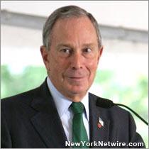 NY Mayor Bloomberg